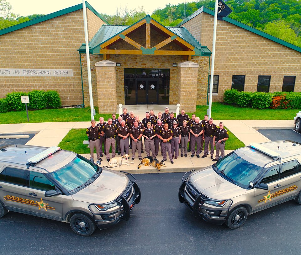 Brown County Sheriff's Office - Brown County Sheriff